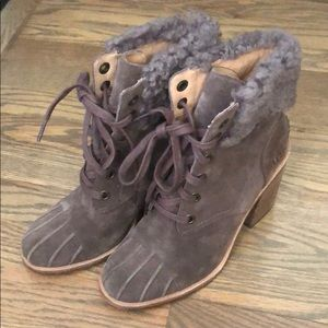 UGG booties size 8